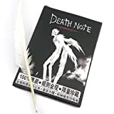 Death Note Light Notebook with Featherpen by CTMBB