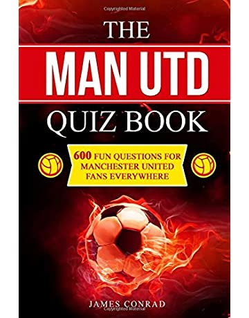 Manchester United Books Amazon Co Uk