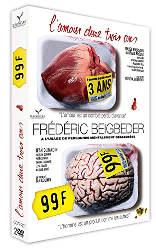 Coffret Frederic Beigbeber : L'Amour Dure Trois Ans 99 Francs (2 Dvd) [Edizione: Francia]