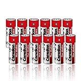 Camelion LR1 Plus Alkaline Battery 1.5V Volt N E90, High Energy, Long Lasting Power, Anti-Leak, 12 Count