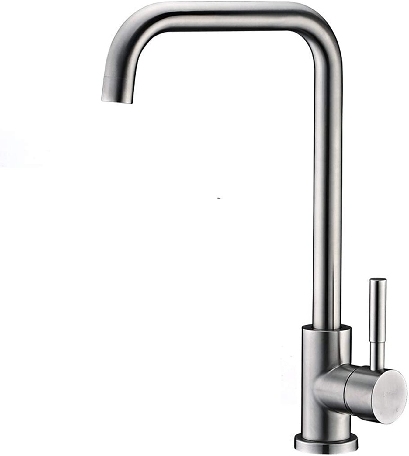 JBP Max Faucet 304 Stainless Steel Sink Faucet Kitchen Sink Hot And Cold Water Faucet 360 Degree redation Easy To Use