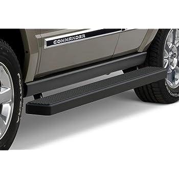 "06-12 Jeep Commander XK 7 Passenger 3/"" Side Step Nerf Bar Running Board Chrome"