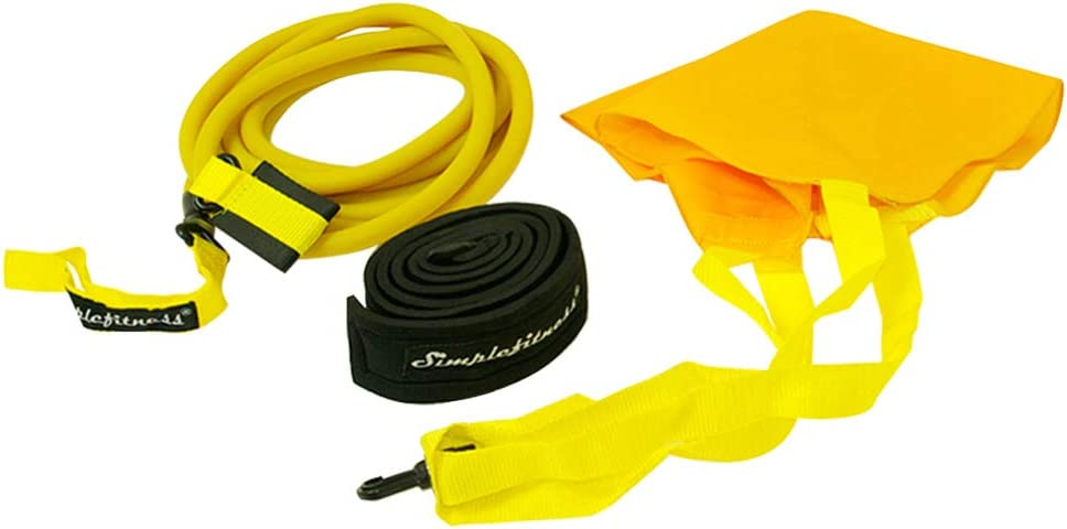 CLISPEED 1 Very popular Set Swimming Belt Training OFFicial mail order Band Resistance