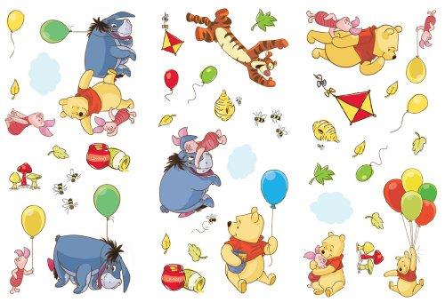 Decofun 70-034 Pooh - Small Wall Sticker