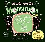 Dibujos mágicos. Monstruos (Castellano - A Partir De 6 Años - Manipulativos (Libros Para Tocar Y Jugar), Pop-Ups - Otros Libros)