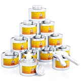 FUUL – Chafing Fuel Dish Burner Cans - 12 Pack - Chafing Dish Fuel Cans...