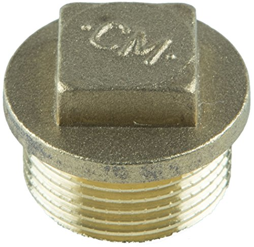 Cornat Messing Stopfen 3/4 Zoll , TEC396702