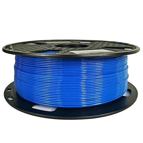 3D-Druckerfilament 1,75 mm, PETG PRO-Filament 1 kg, mehrere Farben erhältlich-Blau