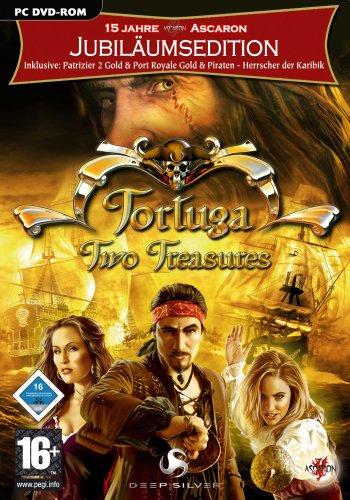 Tortuga: Two Treasures - Jubiläumsedition (inkl. Patrizier 2 Gold / Port Royale Gold / Piraten - Herrscher der Karibik)
