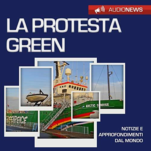 La protesta green copertina