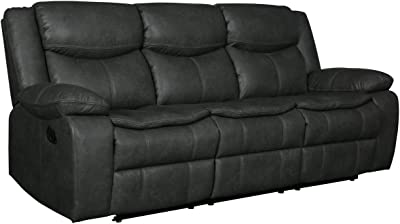 Remarkable Amazon Com Ashley Furniture Oberson Reclining Sofa In Alphanode Cool Chair Designs And Ideas Alphanodeonline