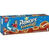 Príncipe Galletas Estrellas Chocolate con Leche, 6 Bolsitas, 225g
