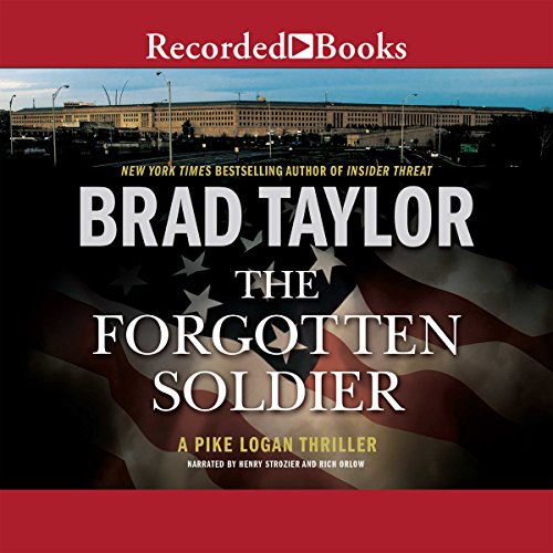 The Forgotten Soldier audiobook cover art