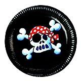8 Piraten-Party-Teller für Kinder-Party / Kindergeburtstag von Lutz Mauder // 11102 // Geburtstag...