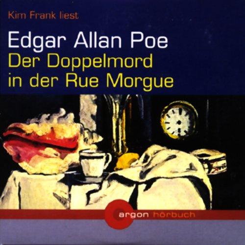 Der Doppelmord in der Rue Morgue Titelbild