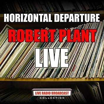 Horizontal Departure (Live)
