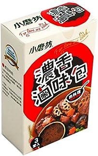 《小磨坊》 濃香滷味包36g(煮込み牛肉のスープの素パック) 《台湾 お土産》 [並行輸入品]