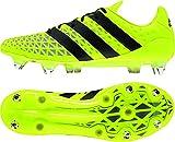 adidas Herren Ace 16.1 Sg Fußball-Trainingsschuhe, Gelb (Solar Yellow/Core Black/Silver Met,), 39 1/3 EU
