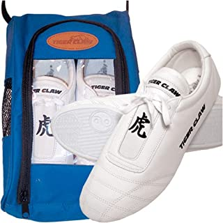 Tiger Claw White Martial Art Shoes Size 1