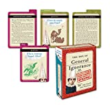 The Box of General Ignorance: 100 Flash Cards to Entertain Your Brain