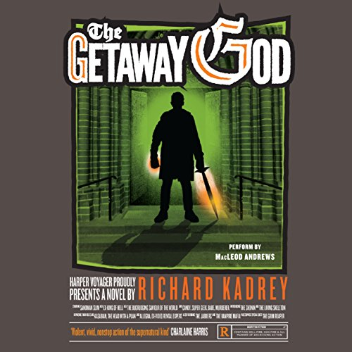 The Getaway God Titelbild