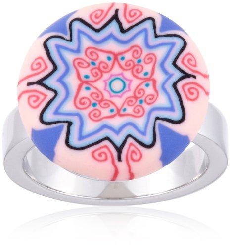 Swatch Bijoux JRD036-5 Batik Pop Ring - maat 50 (15,9) - kinderen en jongeren