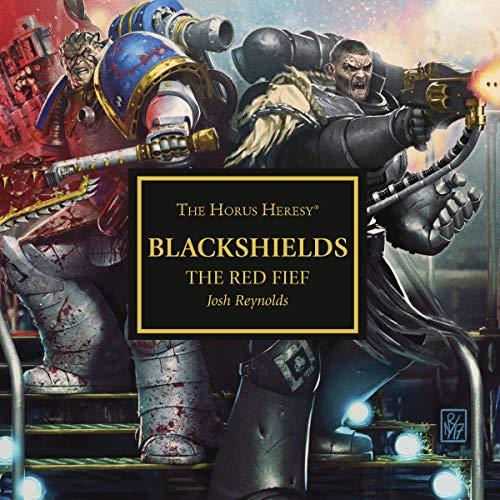 Blackshields: Red Fief audiobook cover art