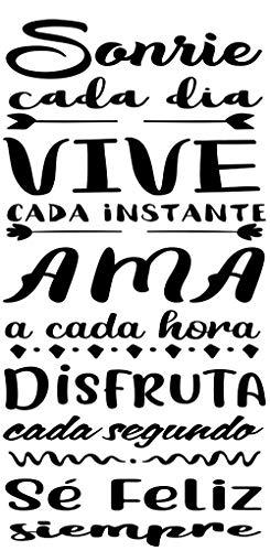 CrisPhy® Frase Vinilo