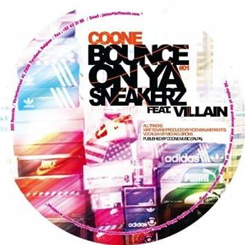 Bounce On Ya Sneakerz