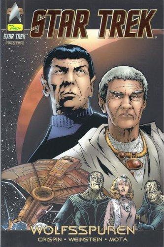 Star Trek #7: Wolfsspuren (2001, Dino Verlag)