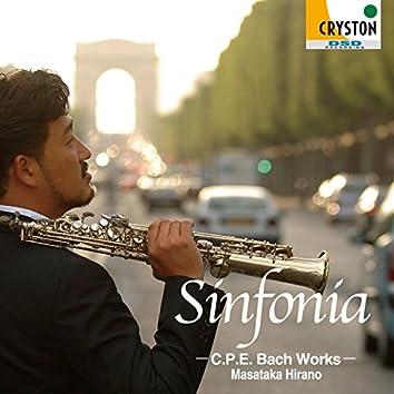 Sinfonia - C.P.E.Bach Works -