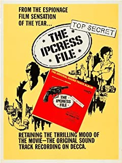 Best ipcress file movie poster Reviews