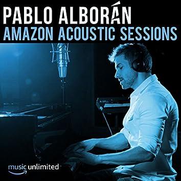 Pablo Alborán (Amazon Acoustic Sessions)