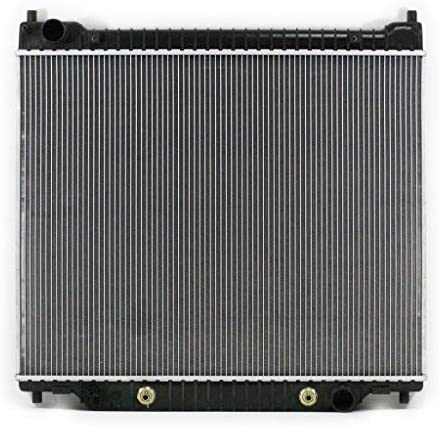 Radiator - Fort Worth Mall Pacific Best Inc. Fresno Mall Fit 2977 05-07 Ec E-Series Ford For
