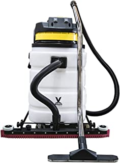 janiLink Wet Dry Vacuum 24 Gal with Powerful 2 Motors
