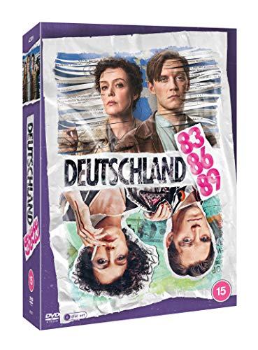 Deutschland '83, '86 & '89 Complete Box Set [DVD] [Reino Unido]