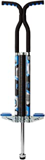 Think Gizmos Pogo Stick for Riders 80lbs to 160lbs - Pogo Stick for Boys & Girls (& Light Adults) - Quality Solid Construction Pogo for Kids