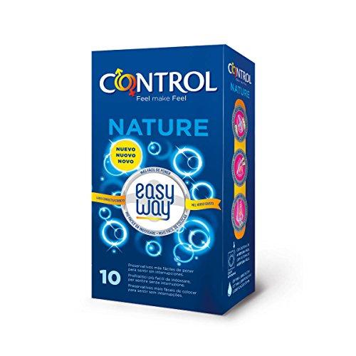 Control Preservativos Nature Easy Way 10 Unidades