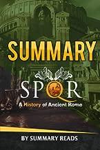 Summary | SPQR: A History of Ancient Rome: by Mary Beard