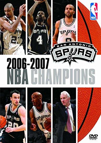NBA Champions 2006-2007 San Antonio Spurs [Reino Unido] [DVD]
