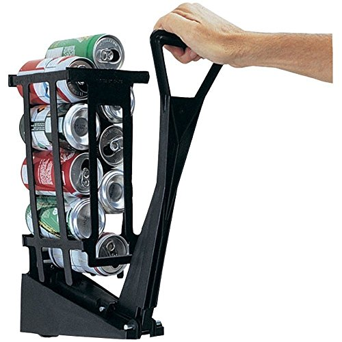 Ministry of Warehouse Can-ram M-92 Aluminium Can Crusher Crushes 10 Cans in 10 Seconds Wall Mount