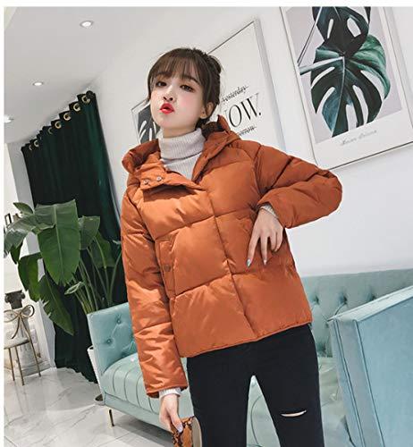 WFSDKN Donsjack Winter Jacket Vrouwen Dikke Warm Hooded Coat 2019 Nieuwe Slanke Lange kleding Lange mouwen Jas Vrouw Herfst Bovenkleding groot formaat