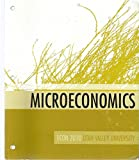 Microeconomics, ECON 2010, Utah Valley University, Select Material From Microeconomics: Principles, Problems and Policies, 19th Edition, with Connect Plus