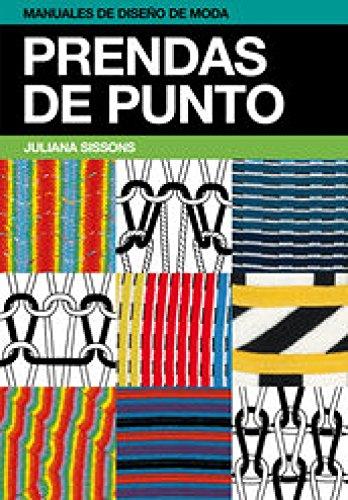 Prendas de punto (Manuales de diseño de moda) (Spanish Edition)