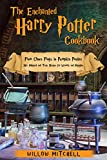 The Enchanted Harry Potter Cookbook: From Choco Frogs to Pumpkin Pasties, 30+ Magical and Tasty Recipes for Wizards and Muggles