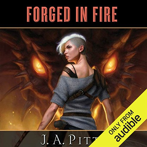 Forged in Fire audiobook cover art