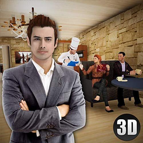 Gestión de restaurantes Job Simulator Manager Games