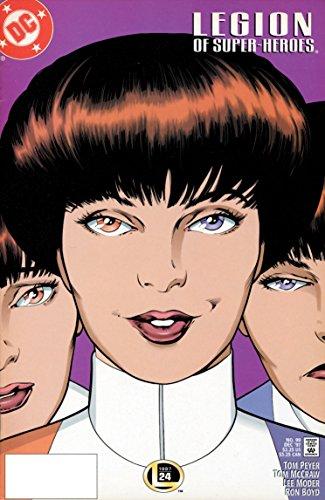 Legion of Super-Heroes (1989-2000) #99 (English Edition ...