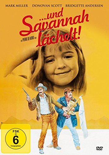 ... und Savannah lächelt (mit PAT MORITA aus 'Karate Kid')