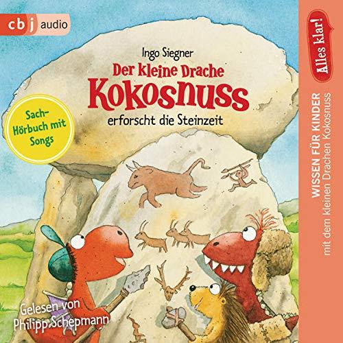 Alles klar! Der kleine Drache Kokosnuss erforscht die Steinzeit cover art